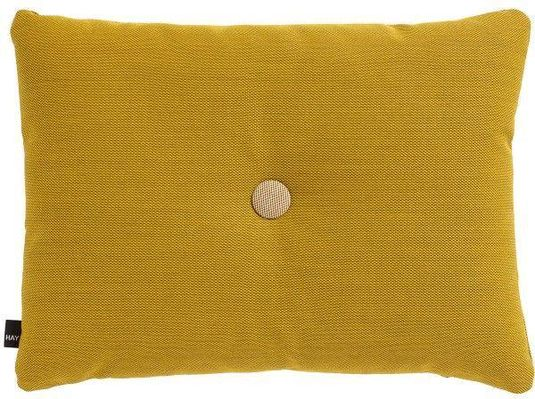 Hay kussen dot steelcut trio golden yellow lilianshouse